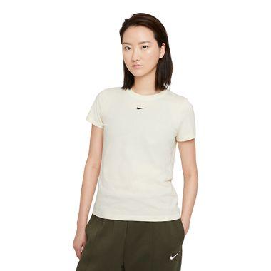 Camiseta-Nike-Essential-Feminina-Bege