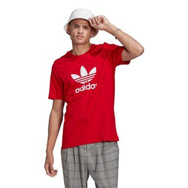 Camiseta-adidas-Adicolor-Classics-Trefoil-Masculina-Vermelha