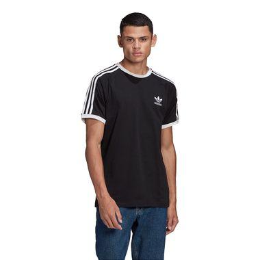 Camiseta-adidas-3-Stripes-Masculina-Preta