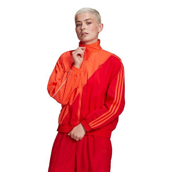 Jaqueta-adidas-Adicolor-Sliced-Trefoil-Japona-Feminina-Multicolor