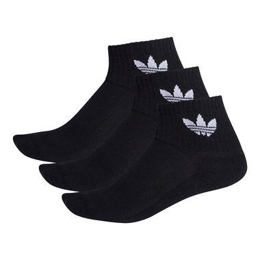 Meia-adidas-Mid-Ankle-Preta