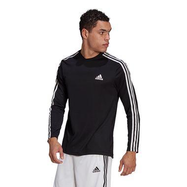 Camiseta-adidas-Aeroready-3S-Masculina-Preta