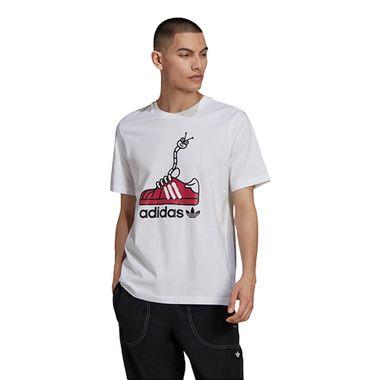 Camiseta-adidas-Worm-Masculina-Branca