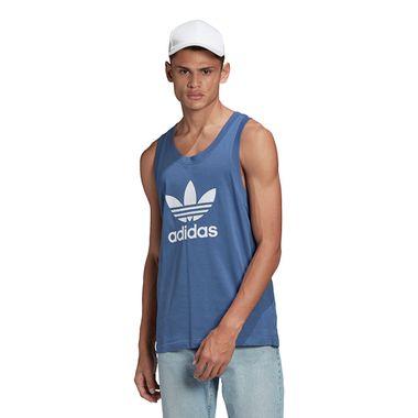 Regata-adidas-Trefoil-Tank-Masculina-Azul