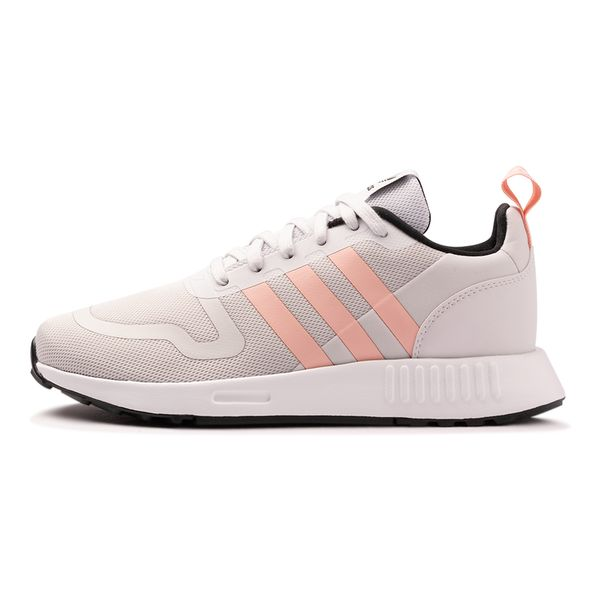 Tenis-adidas-Smooth-Runner-GS-Infantil-Cinza