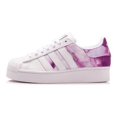 Tenis-adidas-Superstar-Bold-Feminino-Branco