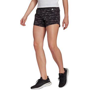 Shorts-adidas-Sportswear-Badge-Feminino-Preto
