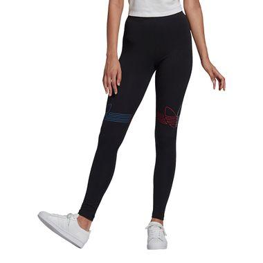 Legging-adidas-Tricolor-Feminina-Preta