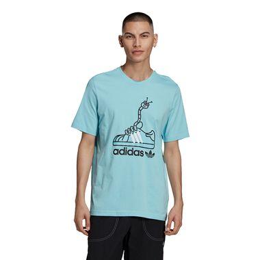 Camiseta-adidas-Worm-Masculina-Azul