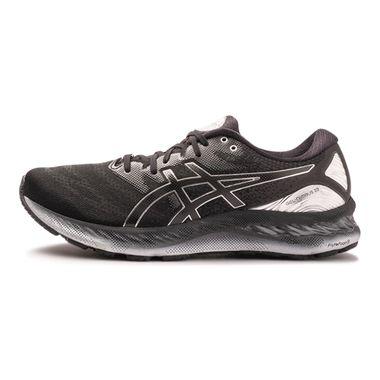 Tenis-Asics-Gel-Nimbus-23-Platinum-Masculino-Preto