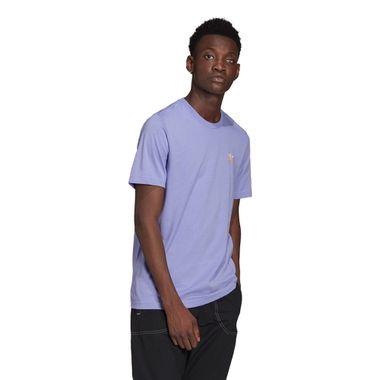 Camiseta-adidas-Essential-Masculina-Lilas