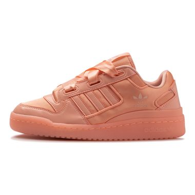 Tenis-adidas-Forum-Satin-Low-GS-Infantil-Rosa