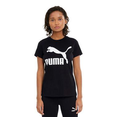 Camiseta-Puma-Classic-Logo-Feminina-Preta