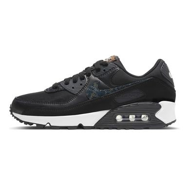 Tenis-Nike-Air-Max-90-Se-Feminino-Preto