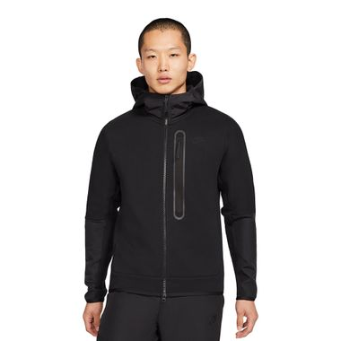 Blusao-Nike-Tech-Fleece-Masculina-Preto