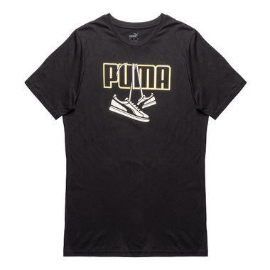 Camiseta-Puma-Snkr-Inspired-Masculina-Preto