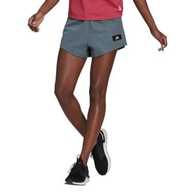 Shorts-adidas-Summer-Feminino-Cinza