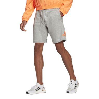 Shorts-adidas-Masculino-Cinza