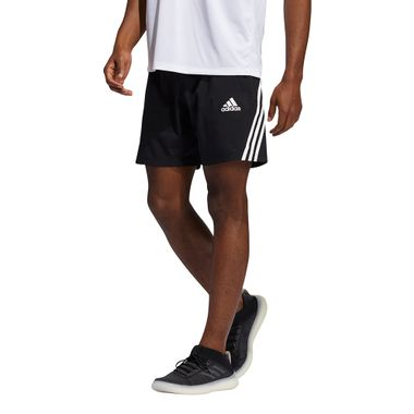 Shorts-adidas-Aeroready-3-Stripes-Masculino-Preto