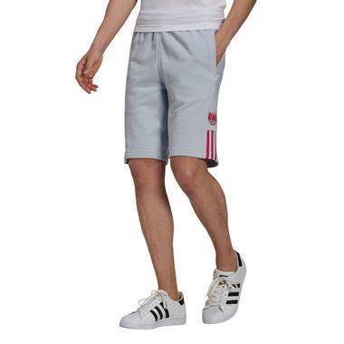 Shorts-adidas-Adicolor-3D-Masculino-Cinza