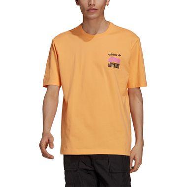 Camiseta-adidas-ADV-Mnt-Back-Masculina-Amarelo