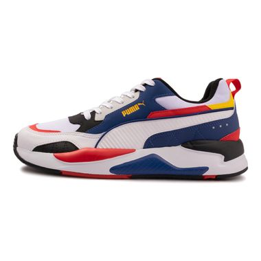 Tenis-Puma-X-Ray-2-Square-Multicolor