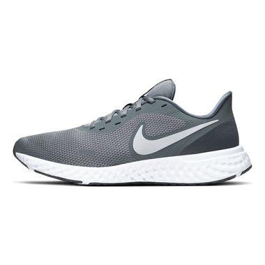 Tenis-Nike-Revolution-5-Masculino-Cinza