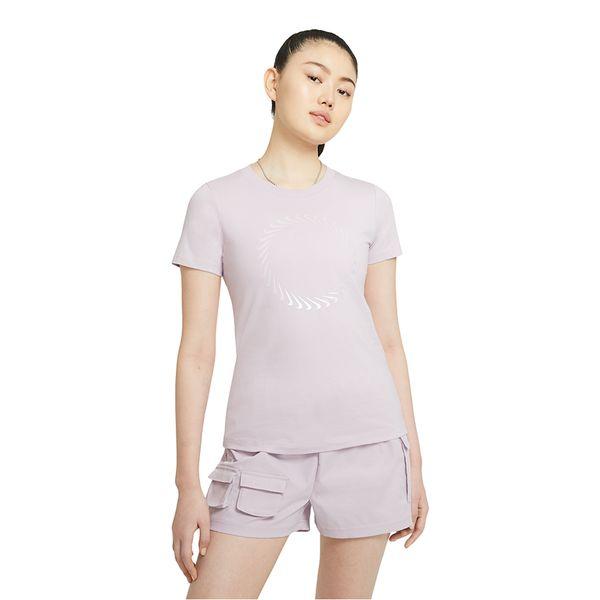 Camiseta-Nike-Sportswear-Feminina-Lilas
