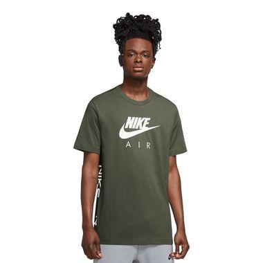 Camiseta-Nike-Air-Masculina-Verde