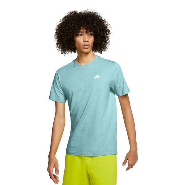 Camiseta-Nike-Club-Masculina-Azul