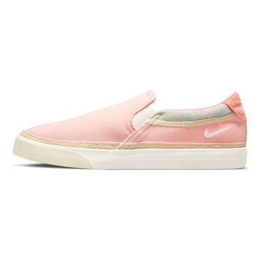 Tenis-Nike-Court-Legacy-Slip-On-Feminino-Rosa