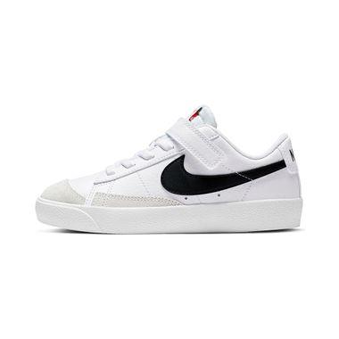 Tenis-Nike-Blazer-Low77-PS-Infantil-Branco