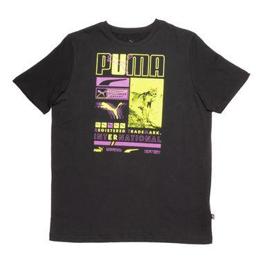 Camiseta-Puma-Box-Masculina-Preta