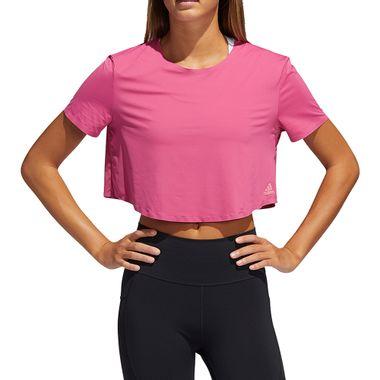 Camiseta-adidas-Elevated-Feminina-Rosa