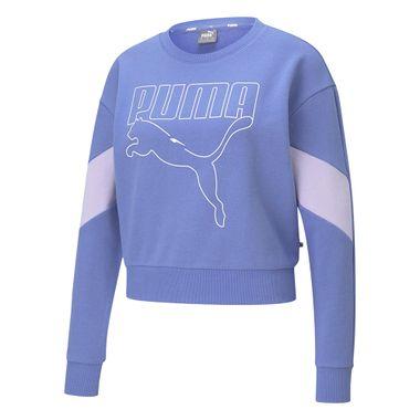 Blusao-Puma-Rebel-Crew-Feminino-Azul