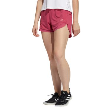 Shorts-adidas-Elevated-Feminino-Vinho