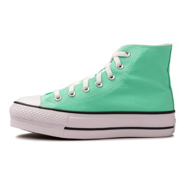 Tenis-Converse-Chuck-Taylor-All-Star-Lift-Hi-Verde