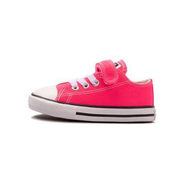 Tenis-Converse-Chuck-Taylor-All-Star-Ox-1v-TD-Infantil-Rosa