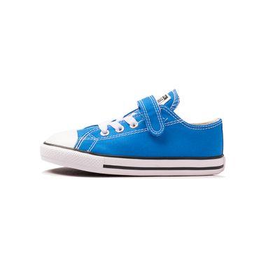 Tenis-Converse-Chuck-Taylor-All-Star-Ox-1v-TD-Infantil-Azul