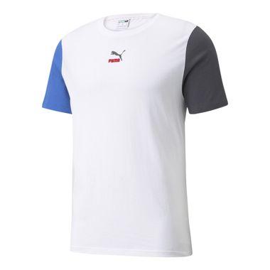 Camiseta-Puma-CLSX-Masculina-Branca
