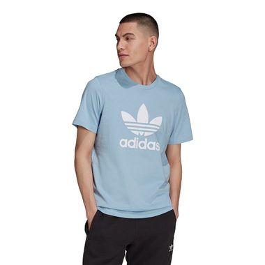 Camiseta-adidas-Adicolor-Classics-Trefoil-Masculina-Azul