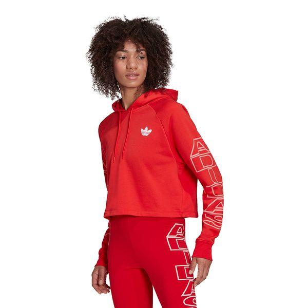 Cropped-adidas-Originals-Feminino-Vermelho