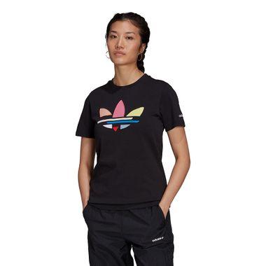 Camiseta-adidas-Adicolor-Shattered-Trefoil-Feminina-Preta
