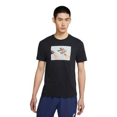 Camiseta-Nike-Sportswear-Masculina-Preta