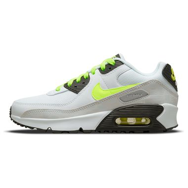 Tenis-Nike-Air-Max-90-LTR-GS-Infantil-Cinza