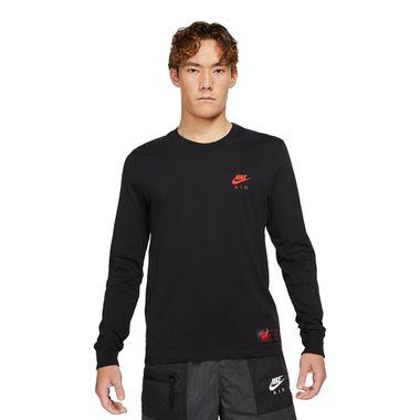 Camiseta-Manga-Longa-Nike-Mesh-Air-Masculina-Preta