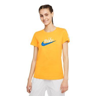 Camiseta-Nike-Reg-Swoosh-Feminina-Amarela