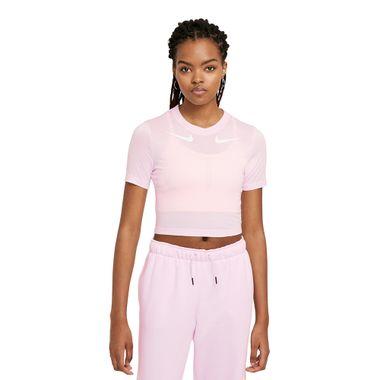 Camiseta-Nike-Swoosh-Feminina-Rosa