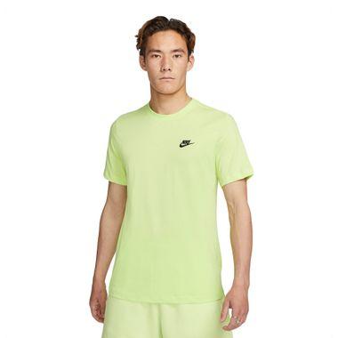 Camiseta-Nike-Club-Masculina-Verde