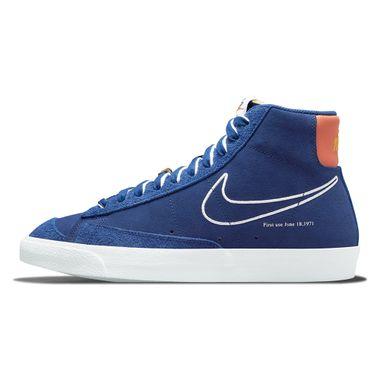 Tenis-Nike-Blazer-Mid-77-Masculino-Azul
